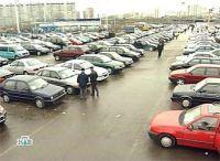 Иностранные автомашины заняли половину рынка России