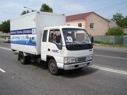 Особые «летние» расценки на грузовые автомобили FAW