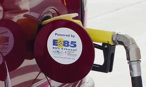 Машины Рено на биоэтаноле пришли в Европу
