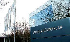 Свежее имя DaimlerChrysler представят 4 ноября