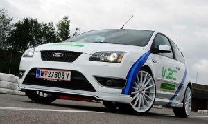 Форд произвел спецверсию Фокус ST WRC