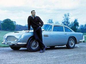 Самые лучшие машины Джеймса Бонда