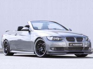 Hamann «обновил» автомобиль с откидным верхом БМВ 3-серии