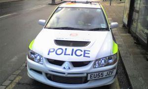 Английская милиция приобретает спорт-кары на прибыли от штрафов