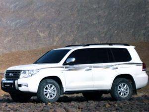 Премьера нового Тойота Лэнд Крузер пройдет в Токио