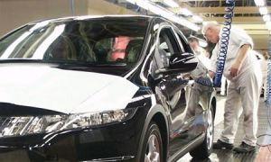 Из-за землетрясения японские автозаводы недовыпустили 46 000 авто