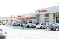 Свежий классический автомобильный салон Киа в Мариуполе