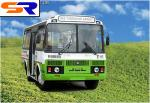 На 55% повысились реализации автобусов ПАЗ на Украине