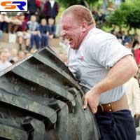 У Мишлен кто-то похитил одну шину