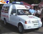 ЛУАЗ продемонстрировал машины для докторов