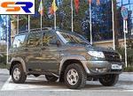На Украине раскрыт первый фирменный автомобильный салон УАЗ