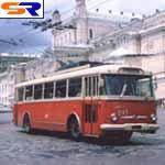 Киевскому троллейбусу - 70 лет