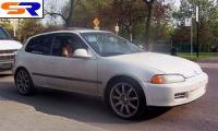 Самым похищаемым авто в Соединенных Штатах стал Хонда Цивик