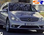 Мерседес R-класса попал в руки «стилистов» из AMG