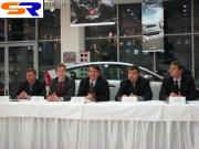 Украину с рабочим визитом посетила делегация представителей Ситроен