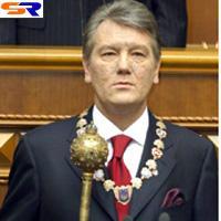 В. Ющенко и премьер Латвии рассмотрели виды автотранспортных перспектив Украины