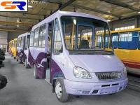 Бориспольский автомобильный завод произвел 600-й автобус низкого класса