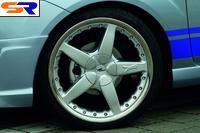 Фирменные диски колес Wolf