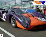 Римейк знаменитого спорт-кара Lola T70 продемонстрируют 12 февраля