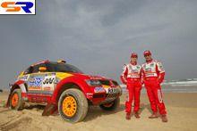 Бригада Repsol Мицубиси Ralliart претендует на шестую подряд и одиннадцатую итоговую победу в Dakar Rally 2006