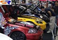 AutoGallery Tokyo 2006 - демонстрация тюнинговых авто