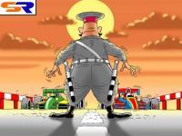 Страховые компании приняли решение привлечь к ответственности милиционеров, которые не осуществляют законодательство