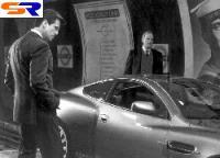 Свежим компаньоном представителя 007 будет Астон Мартин DBS