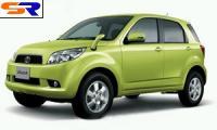 Daihatsu Be-go, он же Toyota Rush