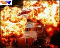 Учения повлекли за собой столкновения 136 авто