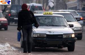 Из-за холодов в Киеве расценки в такси повысились вдвое