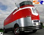 Автобус General Motors Futurliner реализован за 4 млн долларов США