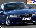 BMW Z4 M Coupe будут делать в Америке