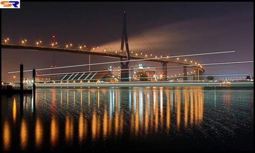 Самые красивые мосты вмире. ФОТО