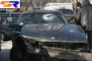 ГАИ столицы представило наиболее аварийно небезопасные места города