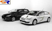 PSA Peugeot-Citroen продемонстрировал дизельно-электрические модификации