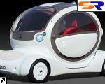 Городской автомобиль Ниссан Pivo