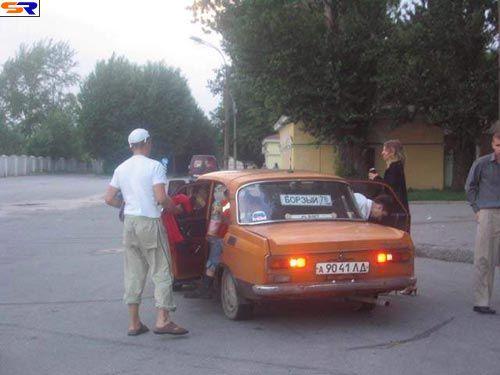 Тюнинг поРоссийски… ФОТО