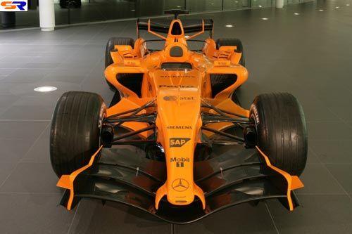 McLaren F12006. ФОТО