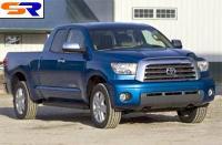 Тойота продемонстрировала следующее поколение вседорожника Тундра