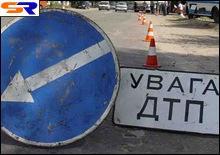 В Харьковской области погиб грузовой автобус.