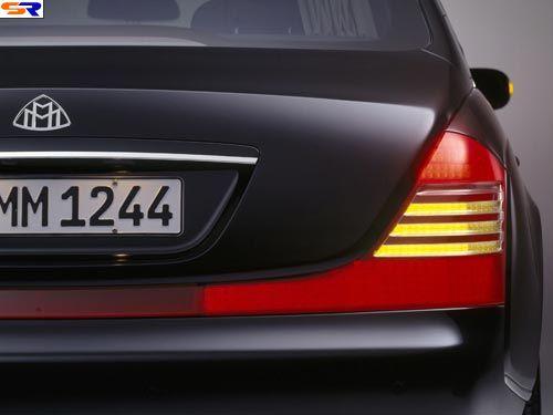 Майбах— автомобиль миллионеров. ФОТО