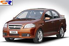 Chevrolet Авео