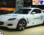 Mazda5 Hydrogen RE Hybrid