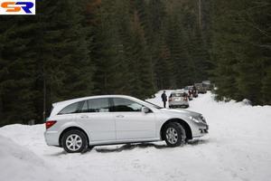 22-24 марта прошел 4-Matic Winter Drive