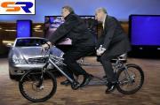 «Мерседес-Бенц» вошел в экономии бензина чересчур далеко