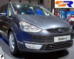 Форд представил свежие Галакси и Транзит