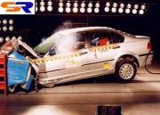 БМВ 3-серии и Лексус IS прошли краш-тесты на прекрасно