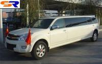 Китайцы презентовали Фиделю Кастро лимузин