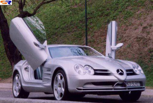 Делаем Mercedes собственноручно. ФОТОпособие