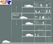 Германцы разработали авто гараж на балконе